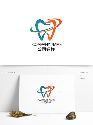 牙医牙齿logo