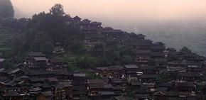 贵州游记——千户苗寨村