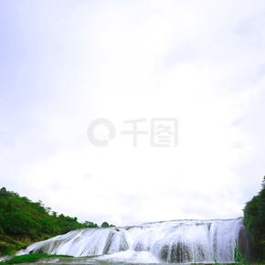 贵州游记——黄果树瀑布一景