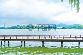 自然风景玄武湖户外