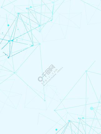 纯色创意合成科技线条底纹背景