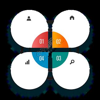矢量创意分类标签<i>PPT</i><i>素</i><i>材</i>
