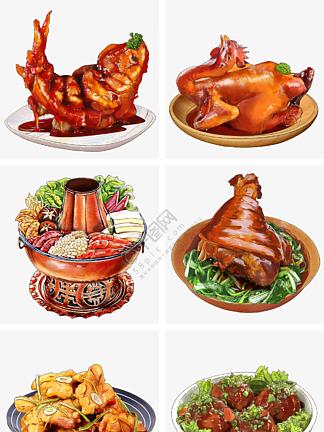 图片免费下载 东北菜素材 东北菜模板 千图网