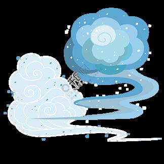 云朵云彩云?#20301;美?#33394;云纹