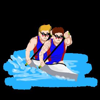 <i>运</i>动<i>会</i><i>奥</i><i>运</i><i>会</i>男子双人划船比赛