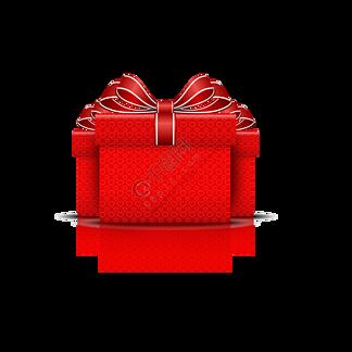 红色的大礼包
