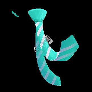 手绘男士领带