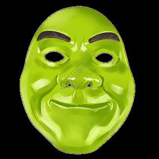 史莱克面具