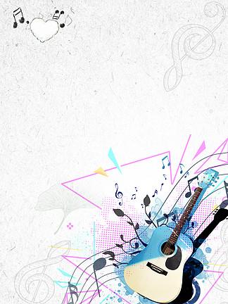 励志的振奋人心戏剧的温馨幸福95130架子鼓电吉他朋克