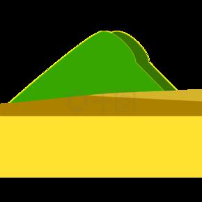 农民在金黄稻田劳作