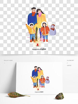 小孩放烟花设计素材免费下载 小孩放烟花设计图片 千图网平面设计