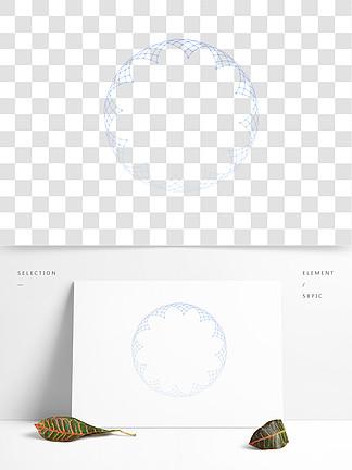 几何图形线条圆形元素