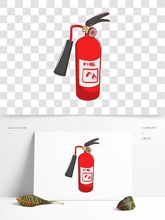 图片免费下载 消防卡通灭火器素材 消防卡通灭火器模板 千图网