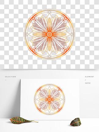 cad块花格中式 欧式花纹图片