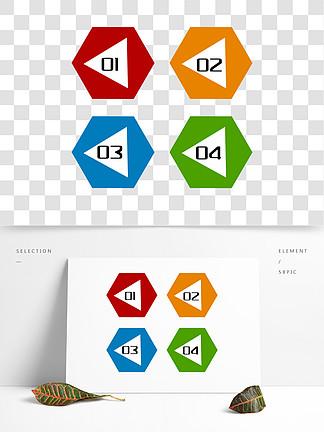 六邊形三角形導航目錄