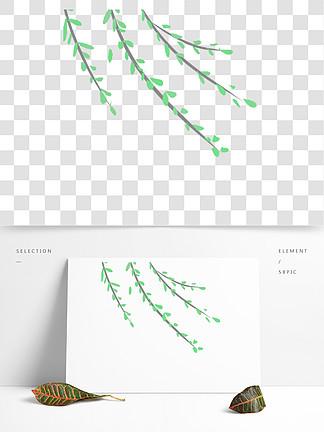 小树叶树叶设计素材免费下载_小还是广告v树叶矢量好矢量好ui设计师设计师图片