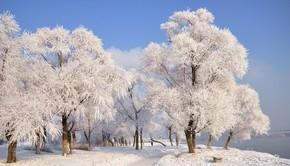北方的冬天
