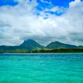 美丽风景毛里求斯