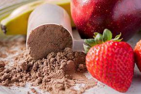 与水果巧克力餐更换粉