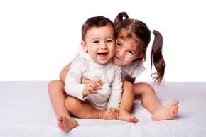 幸福的弟弟和妹妹