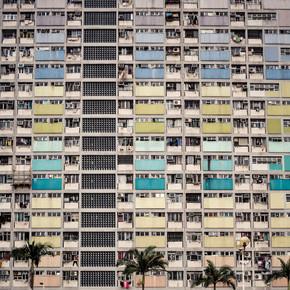 多彩公寓楼