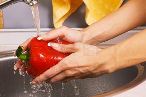 洗涤辣椒粉