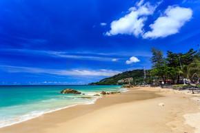 卡琳海滩,普吉岛泰国