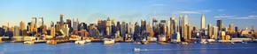 纽约城全景图