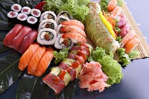 寿司方纸盒