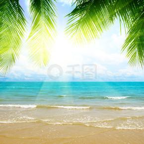 沙子和海洋