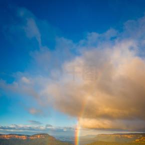 蓝山国家公园景观