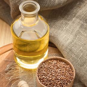 亚麻子油和亚麻籽