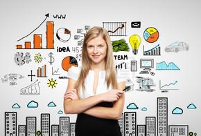 女人和业务战略