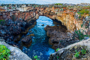 石窟博德地狱 (地狱之口) 葡萄牙