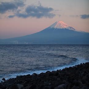 山富士和阿希湖