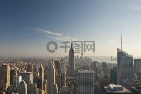 纽约-天际线
