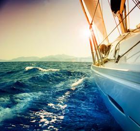 针对 sunset.sailboat.sepia 游艇帆船定了调子