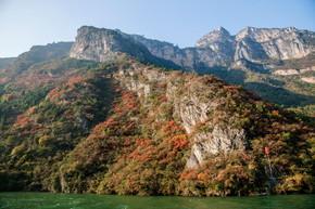长江三峡巫峡