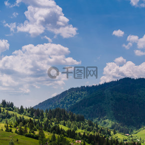 喀尔巴阡山的背景