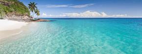 海岛、 海滩和环礁湖