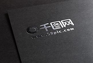 Logo样机素材