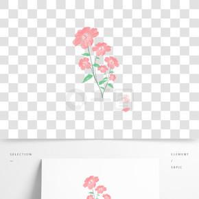 樱花花瓣png矢量元素
