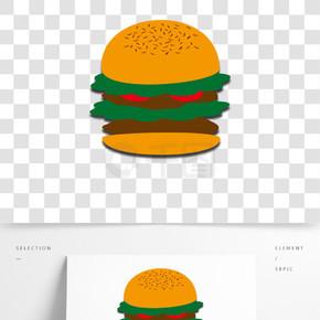 好吃又美味的汉堡