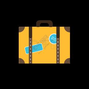 旅游出行行李箱度假